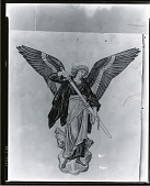 view Study for the Mosaic at St. Mihiel American Cemetery,Thiaucourt, France [painting] / (photographed by Peter A. Juley & Son) digital asset number 1