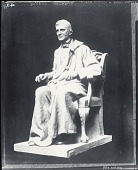 view Model for Ralph Waldo Emerson [sculpture] / (photographed by Peter A. Juley & Son) digital asset number 1