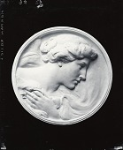 view Herman Relief [sculpture] / (photographed by Peter A. Juley & Son) digital asset number 1