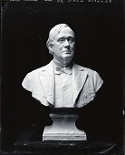 view Model for Senator George Frisbee Hoar [sculpture] / (photographed by Peter A. Juley & Son) digital asset number 1