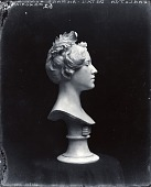 view Model for Carlotta [sculpture] / (photographed by Peter A. Juley & Son) digital asset number 1