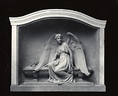 view Model for Kinsley Memorial [sculpture] / (photographed by Peter A. Juley & Son) digital asset number 1