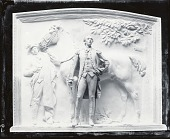 view Model for the Lafayette Memorial [sculpture] / (photographed by Peter A. Juley & Son) digital asset number 1