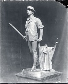 view The Concord Minute Man of 1775 [sculpture] / (photographed by Peter A. Juley & Son) digital asset number 1