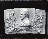 view Model for the Francis Parkman Memorial [sculpture] / (photographed by A. B. Bogart) digital asset number 1