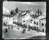 view Gypsy Quarter, Granada [art work] / (photographed by Peter A. Juley & Son) digital asset number 1