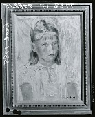 view Portrait of a Girl [painting] / (photographed by Peter A. Juley & Son) digital asset number 1