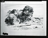 view Landscape [drawing] / (photographed by Peter A. Juley & Son) digital asset number 1
