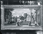 view In Town [painting] / (photographed by Peter A. Juley & Son) digital asset number 1