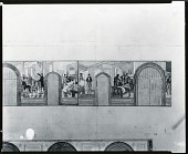 view Mural Studies for the John C. Green School of Engineering, Princeton University [painting] / (photographed by Peter A. Juley & Son) digital asset number 1