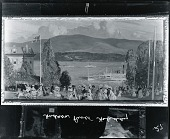 view Hudson River Holiday [painting] / (photographed by Peter A. Juley & Son) digital asset number 1