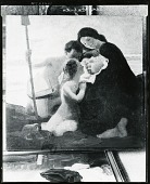 view Sea Babies [painting] / (photographed by Peter A. Juley & Son) digital asset number 1