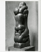 view Mother and Child [sculpture] / (photographed by Peter A. Juley & Son) digital asset number 1