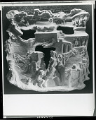 view Men, Women and Children at a Park [sculpture] / (photographed by Peter A. Juley & Son) digital asset number 1
