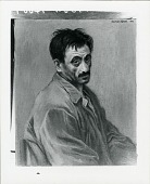 view Portrait of Arshile Gorky [painting] / (photographed by Peter A. Juley & Son) digital asset number 1