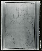 view Portrait [drawing] / (photographed by Peter A. Juley & Son) digital asset number 1