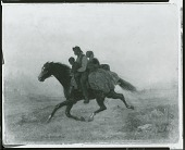 view A Ride for Liberty - The Fugitive Slaves [painting] / (photographed by Peter A. Juley & Son) digital asset number 1