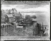view Harbor at Eastport, Maine [art work] / (photographed by Peter A. Juley & Son) digital asset number 1