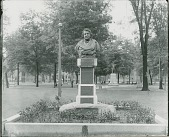 view Memorial to Abraham Coles [sculpture] / (photographed by Peter A. Juley & Son) digital asset number 1
