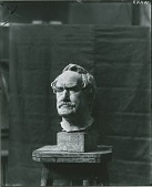 view William Wilson Corcoran [sculpture] / (photographed by Peter A. Juley & Son) digital asset number 1