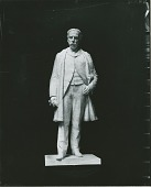 view Henry Baldwin Hayes [sculpture] / (photographed by Peter A. Juley & Son) digital asset number 1
