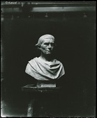 view Alexander Hamilton Stephens [sculpture] / (photographed by Peter A. Juley & Son) digital asset number 1