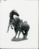 view The Intelligent Bronco [sculpture] / (photographed by Peter A. Juley & Son) digital asset number 1