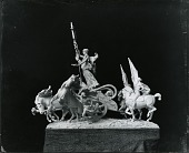 view Victory [sculpture] / (photographed by Peter A. Juley & Son) digital asset number 1