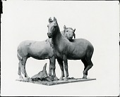 view Model for Mother and Son [sculpture] / (photographed by Peter A. Juley & Son) digital asset number 1