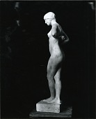 view Female Nude [sculpture] / (photographed by Peter A. Juley & Son) digital asset number 1