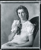 view Portrait of a Lady [painting] / (photographed by Peter A. Juley & Son) digital asset number 1
