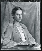 view Mrs. John McDill [painting] / (photographed by Peter A. Juley & Son) digital asset number 1