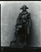 view Colonial Officer [sculpture] / (photographed by Peter A. Juley & Son) digital asset number 1