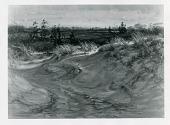 view Wingaensheek Dunes, Cape Ann, [painting] / (photographed by Peter A. Juley & Son) digital asset number 1