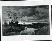 view Marsh Country [painting] / (photographed by Peter A. Juley & Son) digital asset number 1