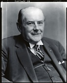 view Dr. Joseph F. Montague [photograph] / (photographed by Peter A. Juley & Son) digital asset number 1