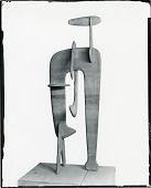 view Figure [sculpture] / (photographed by Peter A. Juley & Son) digital asset number 1