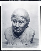 view Bust of Madame Breshkovsky [sculpture] / (photographed by Peter A. Juley & Son) digital asset number 1