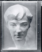 view Mrs. B .E. Lewis [sculpture] / (photographed by Peter A. Juley & Son) digital asset number 1
