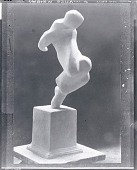 view Wind Figure [sculpture] / (photographed by Peter A. Juley & Son) digital asset number 1