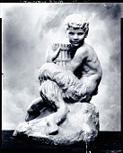 view Faun [sculpture] / (photographed by Peter A. Juley & Son) digital asset number 1
