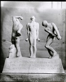 view The Flesh Lusteth Against the Spirit [sculpture] / (photographed by Peter A. Juley & Son) digital asset number 1