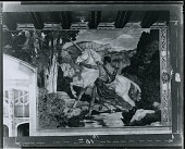 view Willard Straight Hall Mural [painting] / (photographed by Peter A. Juley & Son) digital asset number 1