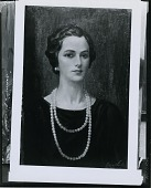 view Cornelia Skinner [painting] / (photographed by Peter A. Juley & Son) digital asset number 1