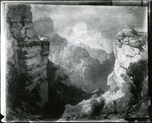 view Canyon Landscape [painting] / (photographed by Peter A. Juley & Son) digital asset number 1