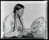 view Taos Song [painting] / (photographed by Peter A. Juley & Son) digital asset number 1