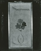view Four Flowers Under a Canopy [painting] / (photographed by Peter A. Juley & Son) digital asset number 1