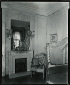 view Interior of Stettheimer home, New York City [photograph] / (photographed by Peter A. Juley & Son) digital asset number 1