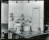 view Stettheimer Dollhouse: The Pink Bathroom, [decorative arts] / (photographed by Peter A. Juley & Son) digital asset number 1