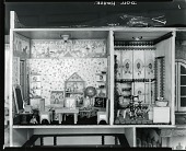 view Stettheimer Dollhouse: The Nursery and The Linen Room, [decorative arts] / (photographed by Peter A. Juley & Son) digital asset number 1